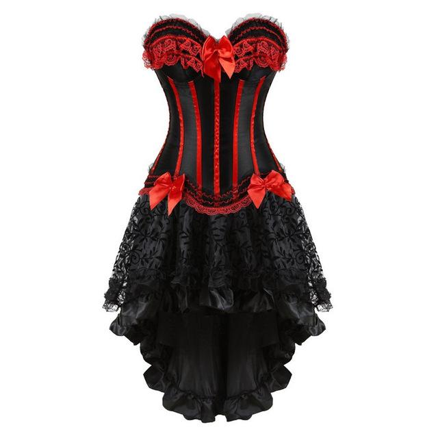 Платье корсет Агнесса
